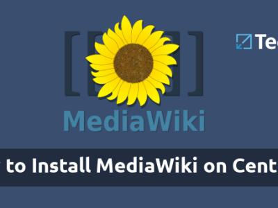 How to Install MediaWiki on CentOS 7