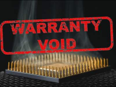 Why Does Overclocking Void Your Warranty?