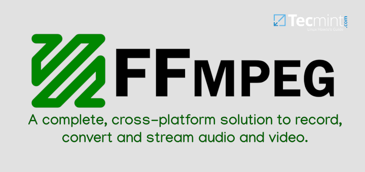 How one can Set up FFmpeg in Linux   Webilicious
