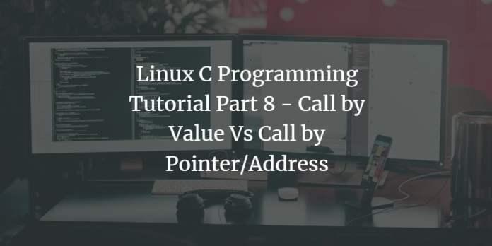 Linux C Programming Tutorial Part 8