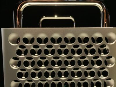 Our first-look photos of Apple's new Mac Pro and the Pro Display XDR