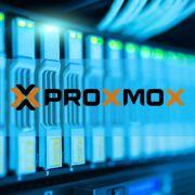 network setup in proxmox