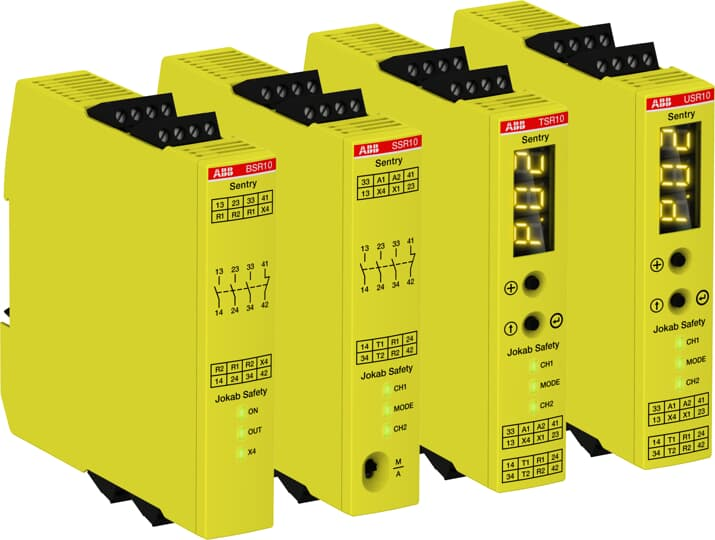 hight resolution of safety relays safety products abb abb ssr10 wiring diagram