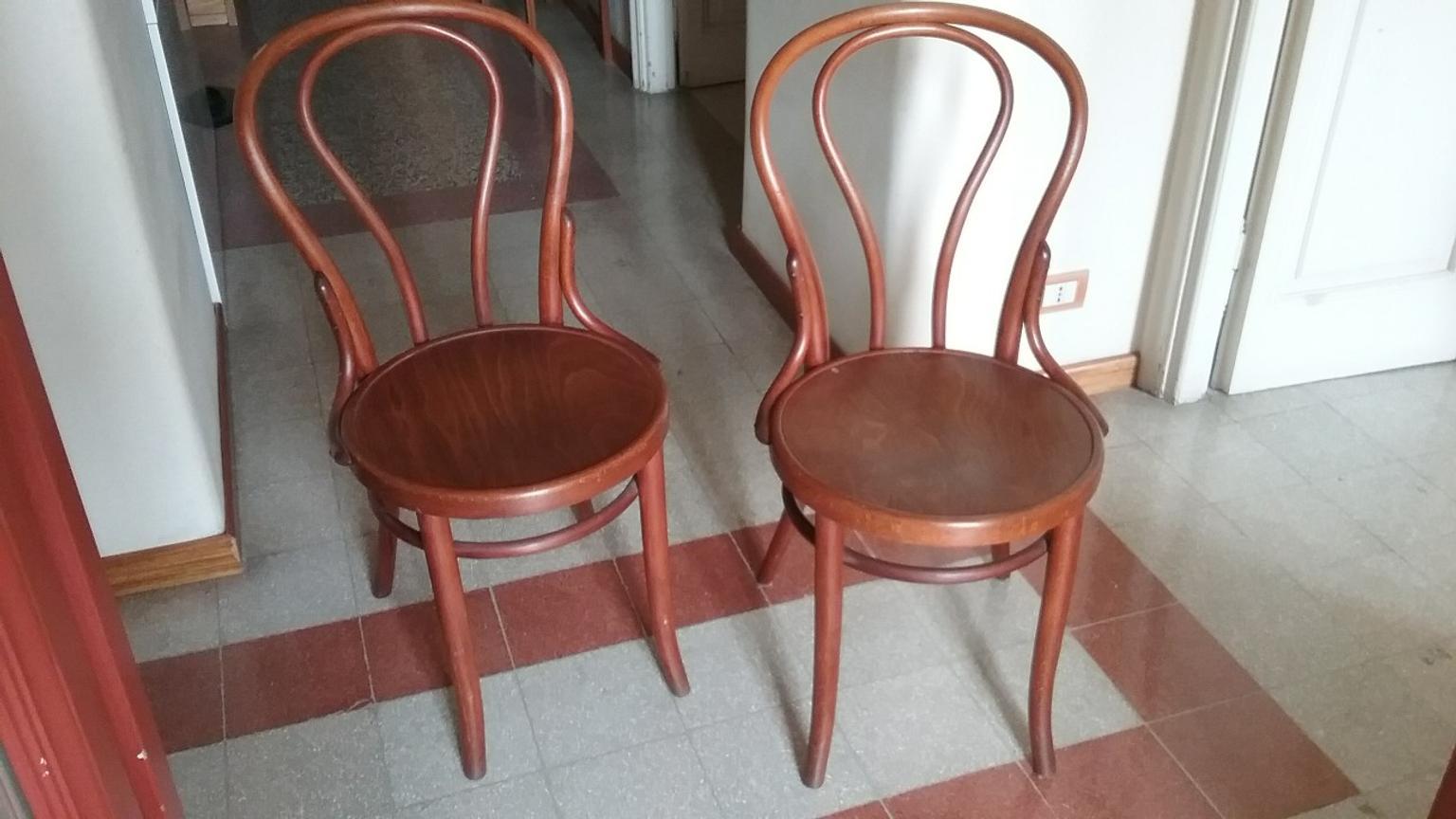 Marcos si impegna da anni nella vendita di comfort e qualità. Sedie Thonet In 00191 Roma For 79 00 For Sale Shpock