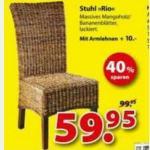 1x Stuhl Rio Danisches Bettenlager In 47198 Duisburg Fur 25 00 Zum Verkauf Shpock De