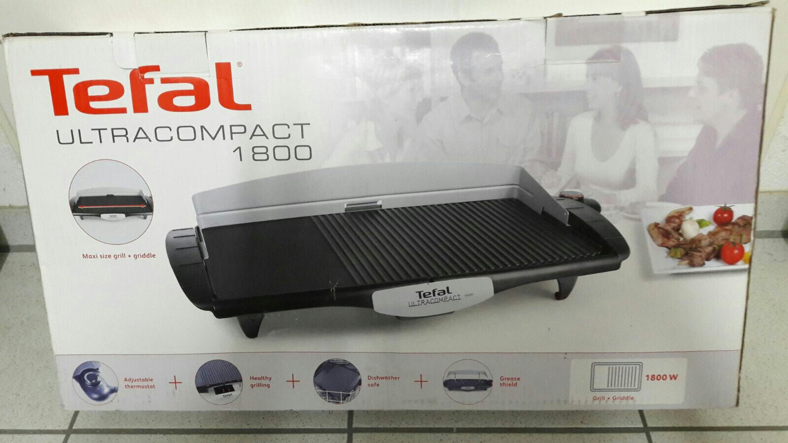 Tefal Tischgrill elektrisch in 82140 Olching for 1200