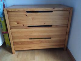 Ikea Kommode 3 Schubladen Holz   Test 3