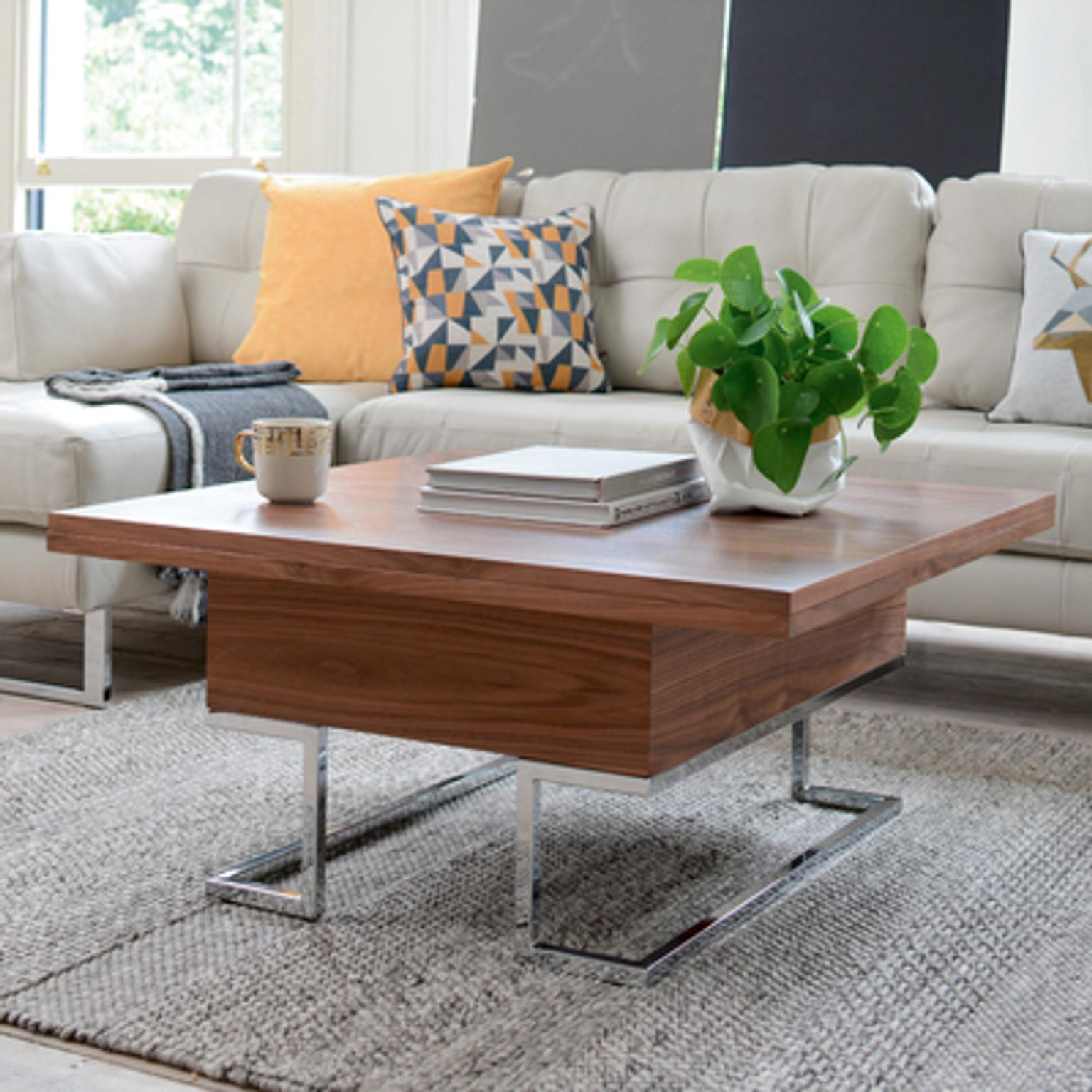 dwell convertible coffee table