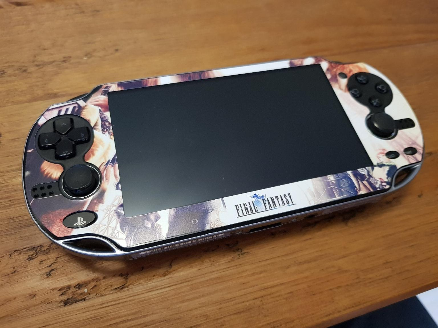 PS Vita 3.65 HENkaku Enso- over 4.500 games in DH8 Leadgate for £220.00 for sale | Shpock