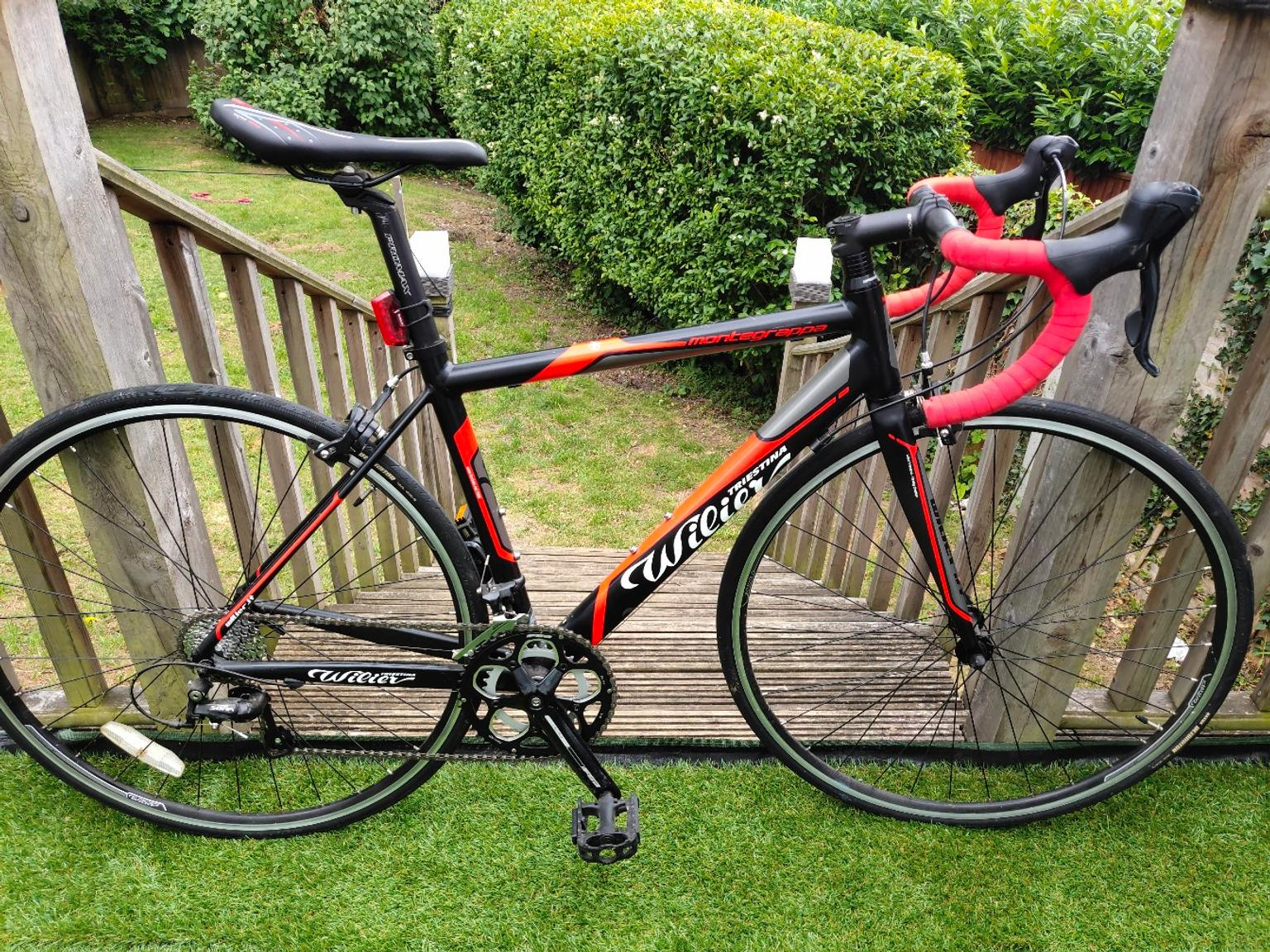 Road Bike Wilier TRIESTINA Montegrappa in CR8 London for £225.00 for sale   Shpock