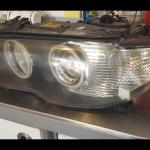 Bmw E46 Coupe Facelift Headlights In E14 London For 125 00 For Sale Shpock