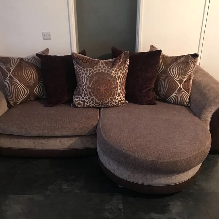 dfs sofas that come apart louis xvi sofa in n1 islington for 310 shpock description beautiful brown