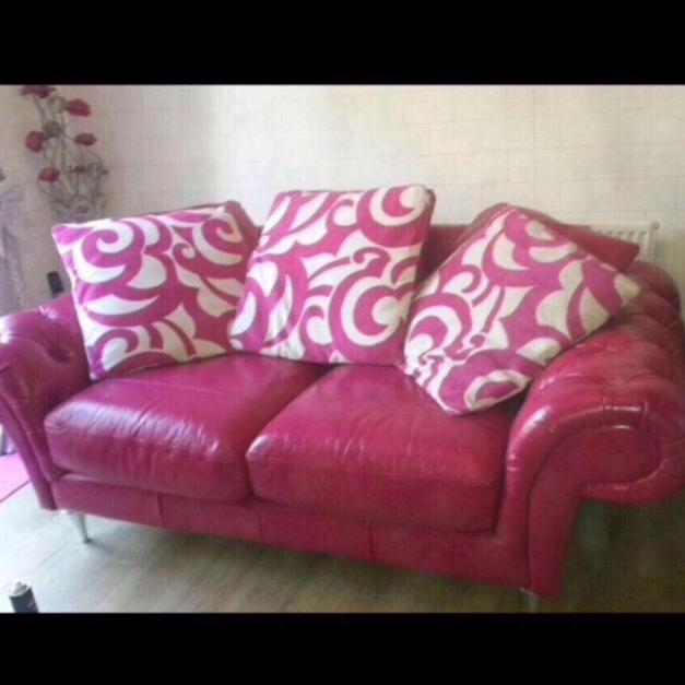 burlesque pink sofa versace leather by sofology range in m25 salford for description