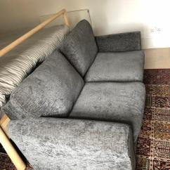 Sofa Bed Argos Extra Large Cotton Throws Home Tessa Two Seater Charcoal In W1d London For 100 Description