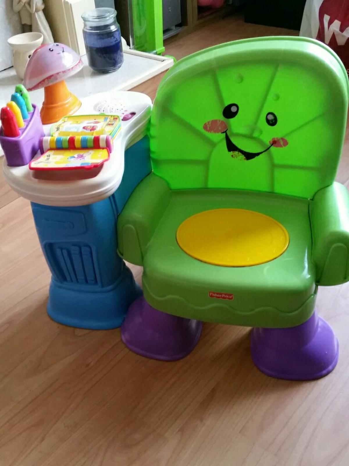Activity Chair Fisher Price Laugh And Learn Activity Chair