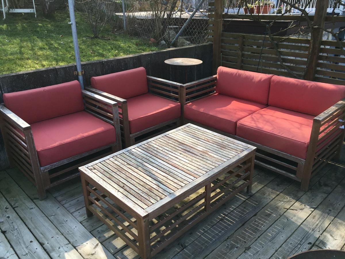 Launch Möbel Terrasse Lounge Möbel Terrasse In 89134 Blaustein For €40.00 For Sale | Shpock