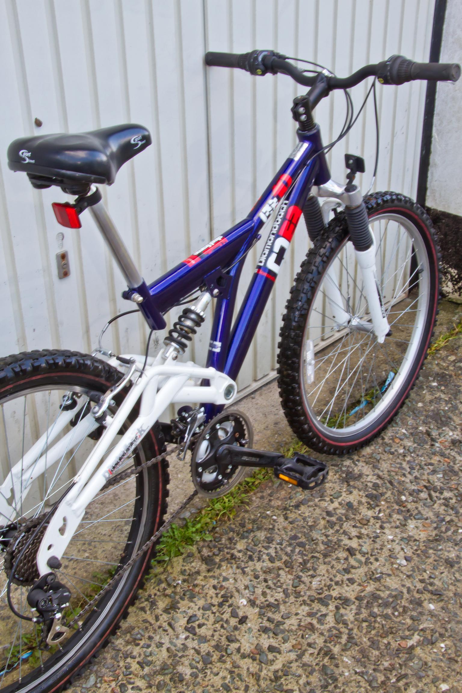 diamondback fs10 mountain bike