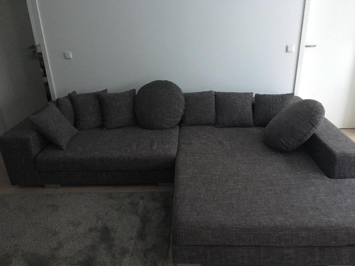 Sofa Grau Ottomane Sofa Eden 290x200 Cm Grau Ottomane Links Mit In 91052 Erlangen For