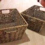 Woven Baskets Argos In N20 London For 3 00 For Sale Shpock