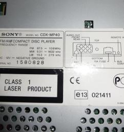 description this cdx mp40  [ 1200 x 900 Pixel ]