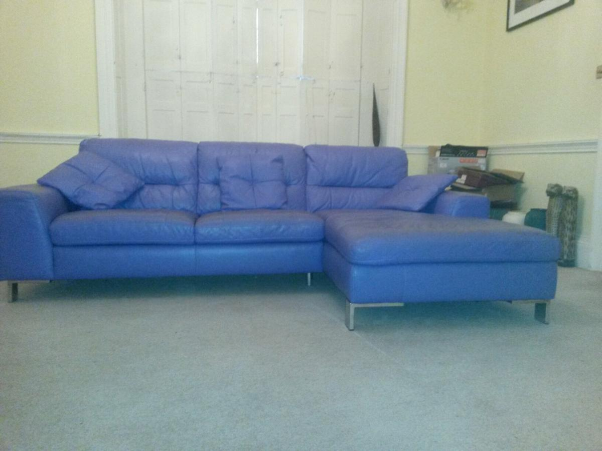 Leather Corner Suite In Ct12 Thanet For 1 000 00 For Sale Shpock