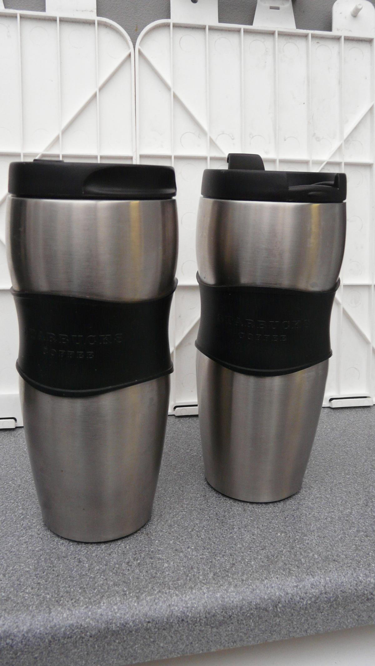 starbucks stainless steel travel