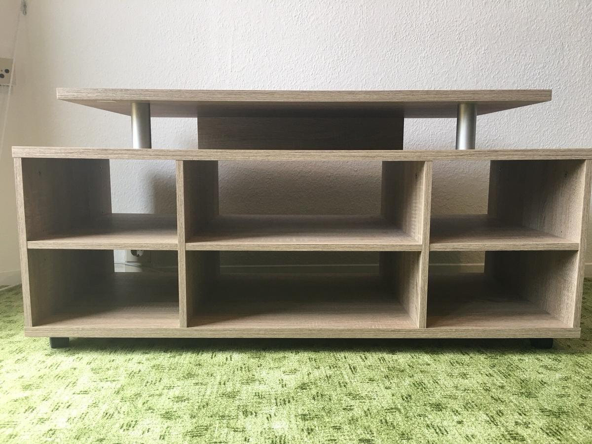 Tv Rack Mit Rollen Hifi+tv-rack Tadellos In 14513 Teltow For €80.00 For Sale | Shpock