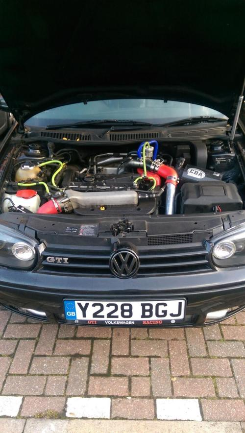 small resolution of vw golf mk4 gti anniversary replica 1 8t