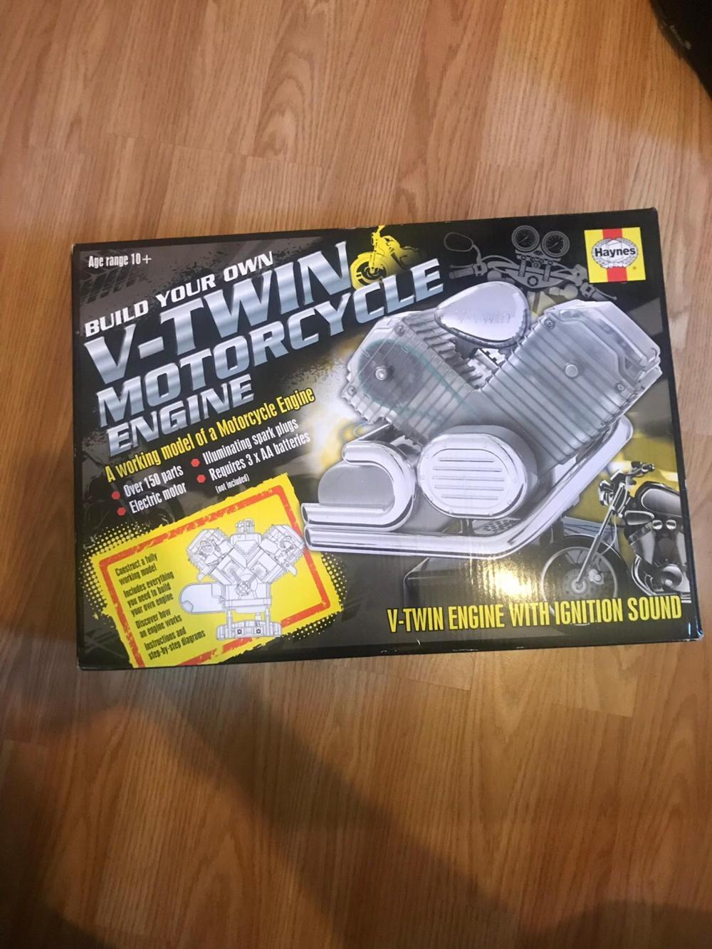 medium resolution of v twin motorcycle engine model