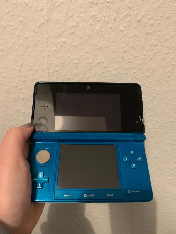 Nintendo Aqua 3ds In Ct1 Canterbury 35.00 - Shpock