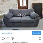 Metal Action Sofa Bed Dfs In Hd8 9la Huddersfield For 200 00 For Sale Shpock