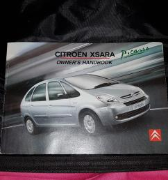 array citroen picasso xsara owners manual in st4 trent for 4 00 for sale rh [ 1200 x 2133 Pixel ]