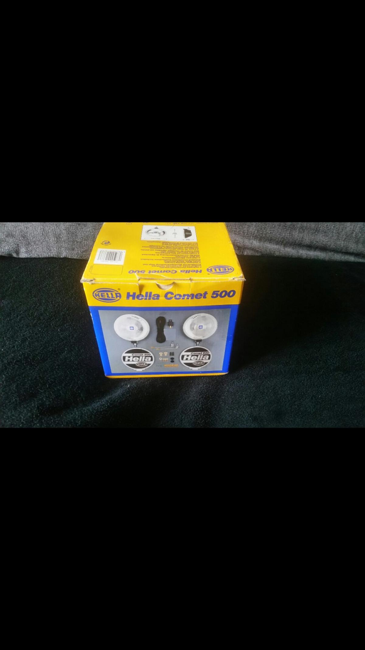 hight resolution of description set of 2 new hella spotlights comes with relay wiring