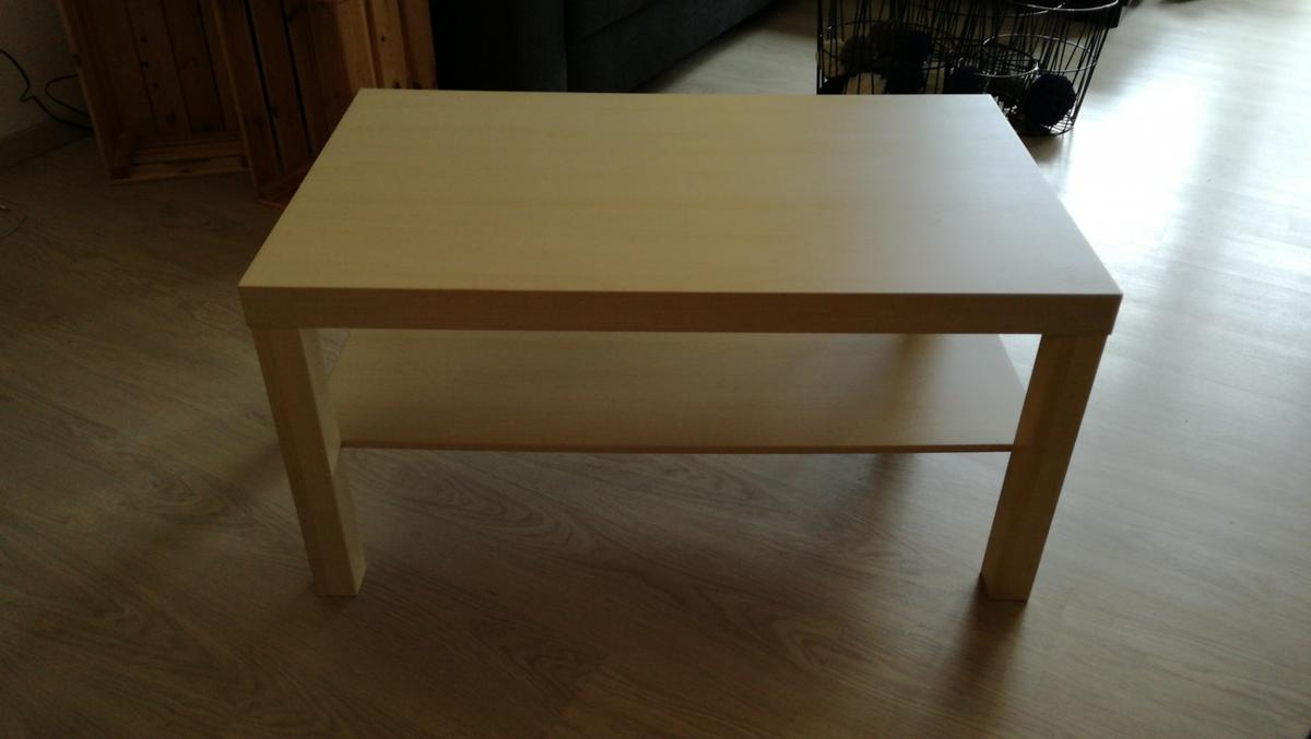 Couchtisch Ikea Lack Holz Birke In 44803 Bochum For 5 00 For Sale Shpock