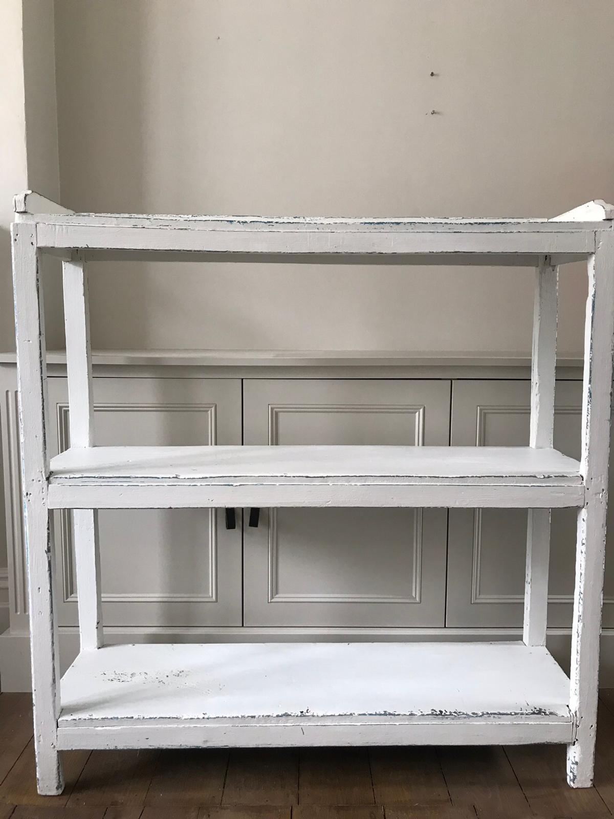 White Bookcase Display Shelf Now Free In Sw4 London For