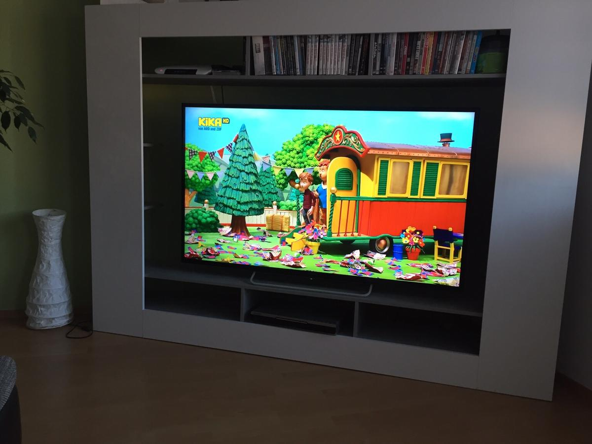 Tv In Wand Tv Wand In 08451 Crimmitschau For €70.00 For Sale | Shpock