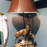 Large Stag Lamp In Upper Marston For 70 00 For Sale Shpock