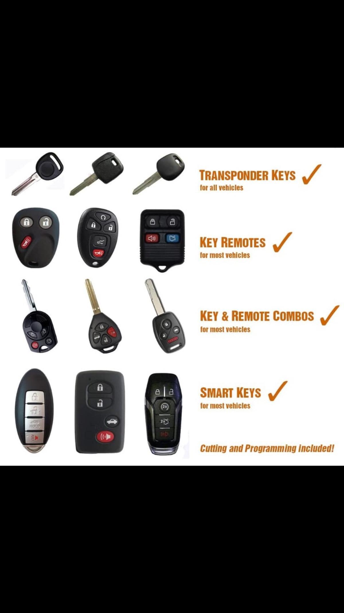 car key spare or