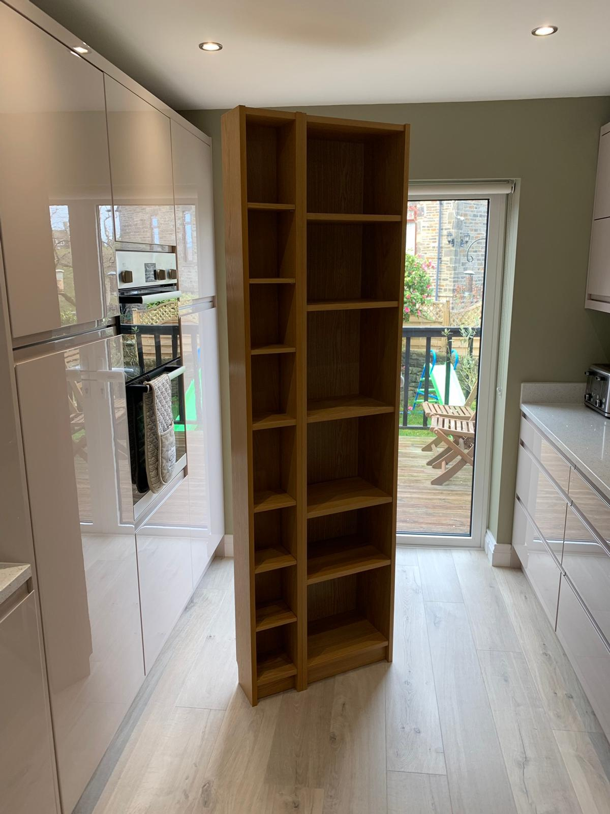 Ikea Billy Bookcases With Dvd Cd Unit In Bradford For 40 00