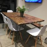 Rustic Dining Table And Bench Seat In Cv47 Avon For 350 00 For Sale Shpock