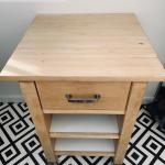 Ikea Varde Butchers Block In Le67 Leicestershire For 35 00 For Sale Shpock
