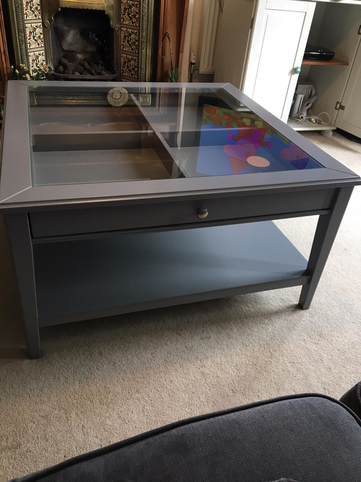 ikea coffee table in ct21 hythe for 40