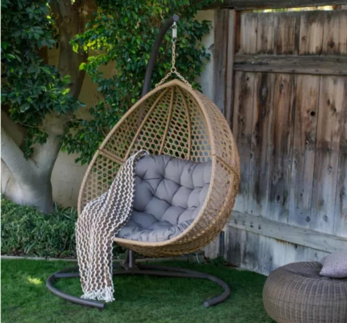 Wicker Egg Chairs For Sale Wicker Hanging Egg Chair New