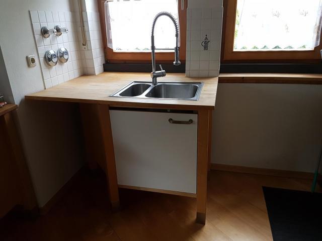 Ikea Värde Küche Module mit Elektro Geräte in 82223 ...