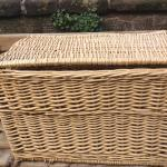 Large Wicker Basket Storage Logs Toys In Wa6 Norley For 10 00 For Sale Shpock