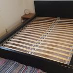 King Size Ikea Malm Bedframe Black In N4 Islington For 75 00 For Sale Shpock