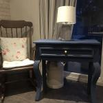 Dark Blue Side Table In Portadown For 50 00 For Sale Shpock