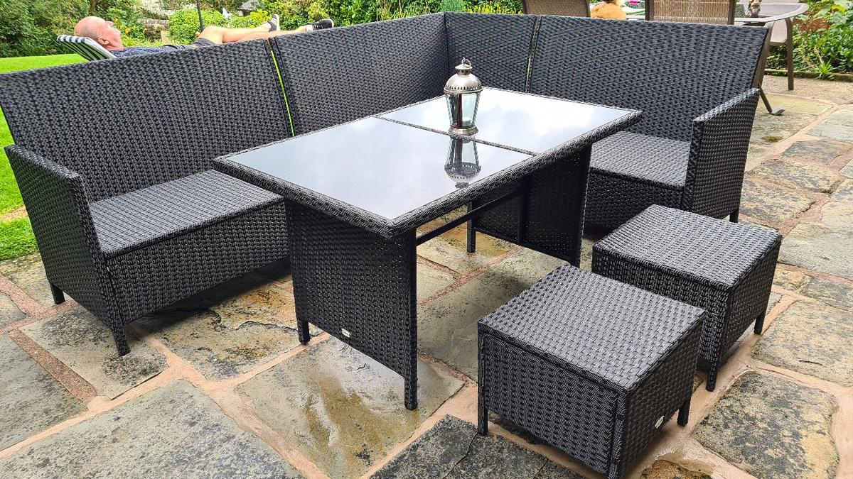 patio furniture in ribble valley for