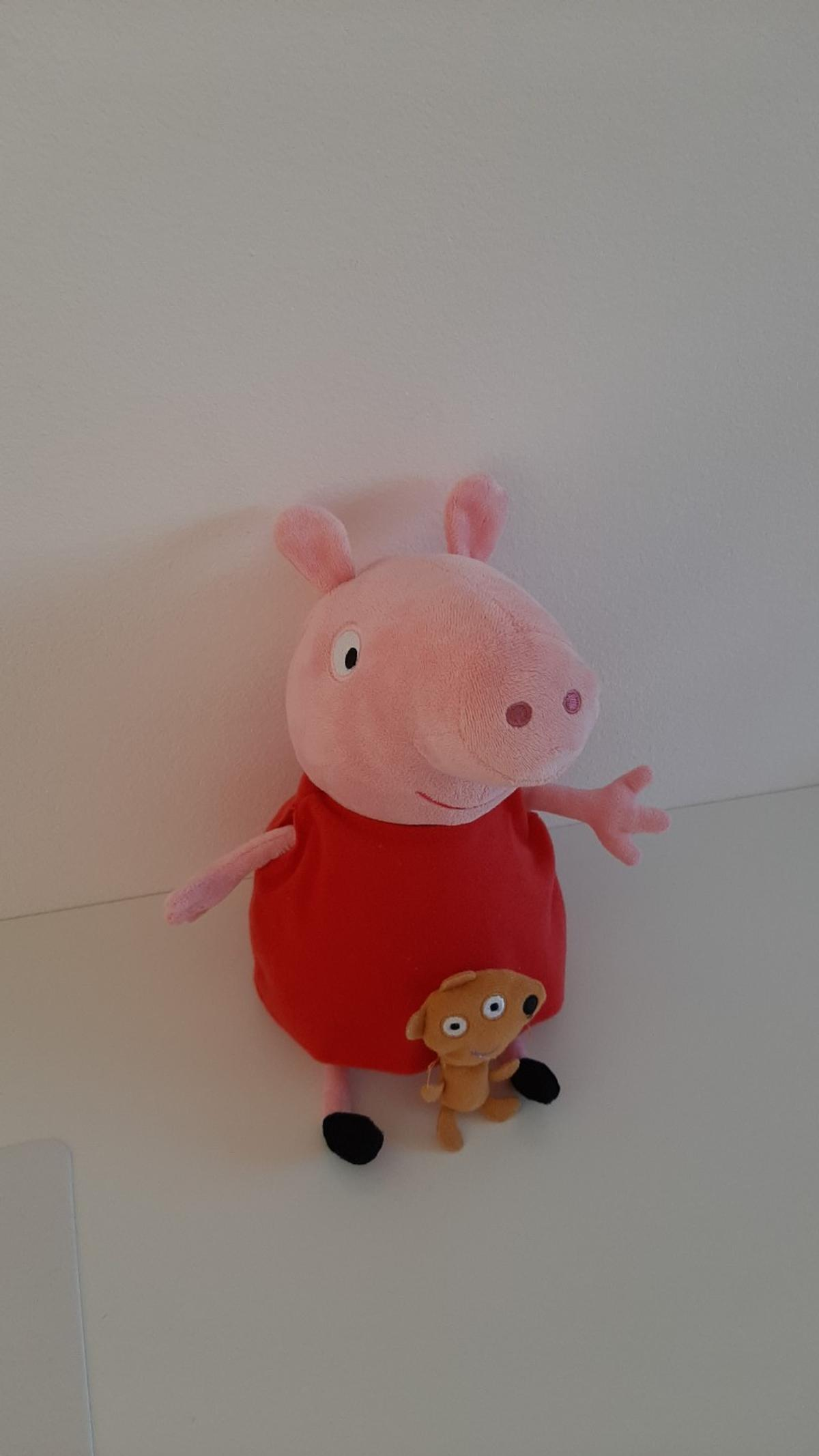 peppa pig fun aplasta topos. Peluche Peppa Pig In 20089 Assago For 8 00 For Sale Shpock