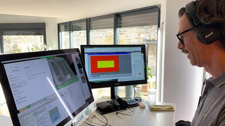 Idée Animation Digitale Visioconférence Virtuelle webinaire.games coaching à distance exercice de cohésion en télétravail